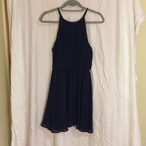Navy Lush Dress